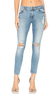 Состаренные облегающие джинсы margaux - DL1961