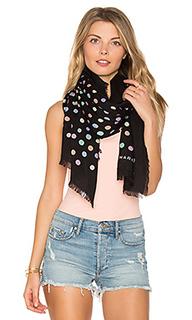 Pastel dot large scarf - Marc Jacobs