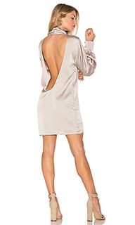 Шелковое платье beverly - TROIS
