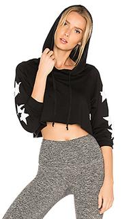 Star crop hoodie - STRUT-THIS