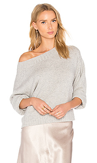 Boxy off the shoulder sweater - Vince