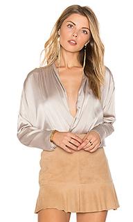 Шелковая блузка emma - TROIS