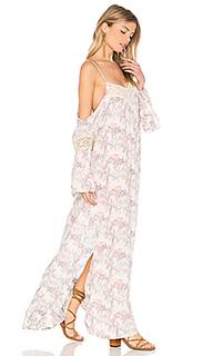 Макси платье zella - Tiare Hawaii