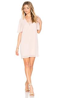 Платье с глубоким v-образным вырезом - BCBGeneration