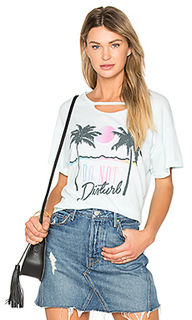Футболка do not disturb - Wildfox Couture