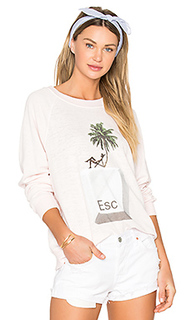 Свитер tropical escape sommers - Wildfox Couture
