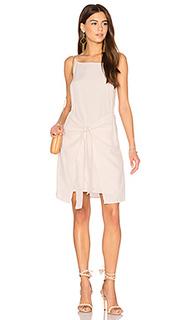 Платье с завязкой спереди island - MINKPINK