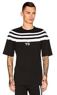 3 stripes tee - Y-3 Yohji Yamamoto