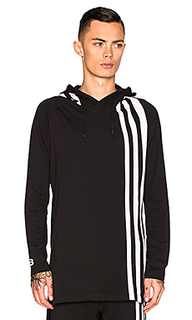 3 stripes hoodie - Y-3 Yohji Yamamoto