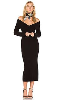 Трикотажное платье devon - TROIS