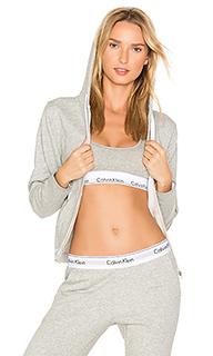 Modern cotton hoodie - Calvin Klein Underwear