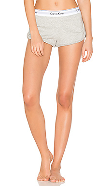 Modern cotton short grey heather - Calvin Klein Underwear