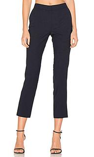 Узкие укороченные брюки - Diane von Furstenberg