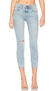 Узкие джинсы с высокой посадкой the stiletto - Current/Elliott
