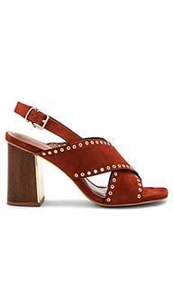 Cross front heel - Lola Cruz