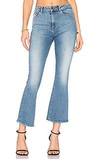 Укороченные расклёшенные джинсы jackie - DL1961