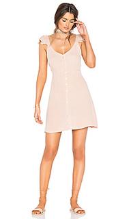 Короткое платье vinita - Cleobella