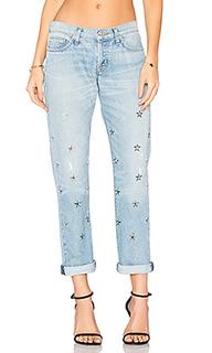 Свободные прямые джинсы riley - Hudson Jeans