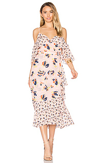 Платье amylia - Tanya Taylor