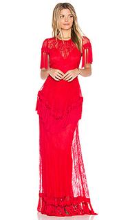 Вечернее платье lady in red - Alice McCall