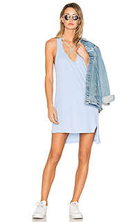 Cross strap tank dress - LNA