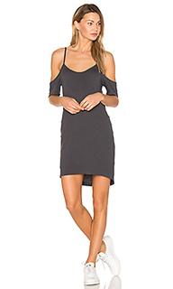 Off the shoulder tee dress - LNA