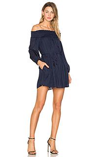Платье с открытыми плечами desi - Line & Dot