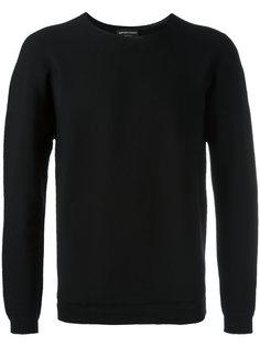 plain sweatshirt  Emporio Armani