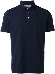рубашка-поло с короткими рукавами Brunello Cucinelli