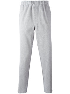 спортивные брюки кроя слим Marni