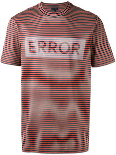 футболка в полоску Lanvin