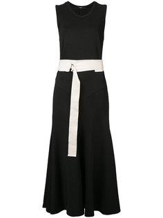 belted dress Bassike