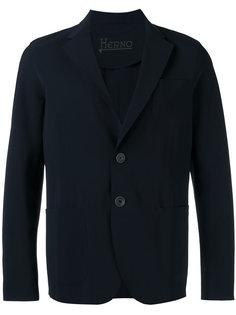 пиджак с накладным карманом Herno