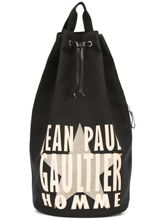 неопреновая сумка-ведро с логотипом Jean Paul Gaultier Vintage
