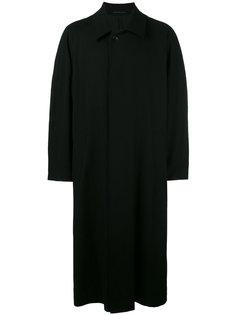 длинное пальто Costume de Homme Yohji Yamamoto Vintage