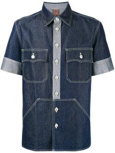 джинсовая рубашка Jean Paul Gaultier Vintage