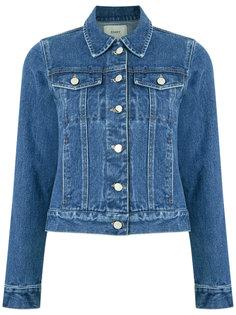 джинсовая куртка Egrey