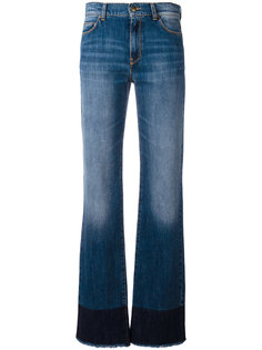 джинсы прямого кроя Red Valentino