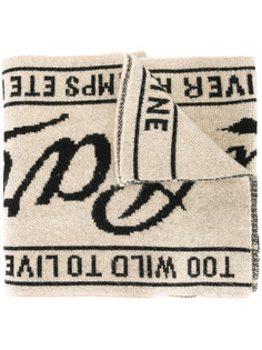 шарф Paris Jean Paul Gaultier Vintage