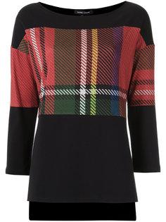 printed blouse Gloria Coelho