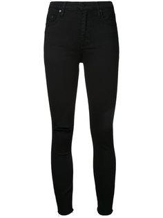 джинсы скинни  Nobody Denim