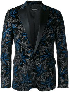 пиджак с узором Dsquared2