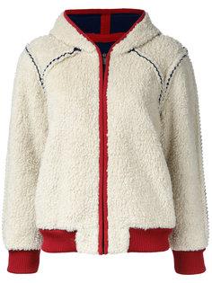 куртка-бомбер на молнии Chanel Vintage