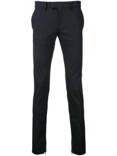 striped tailored pants  Factotum