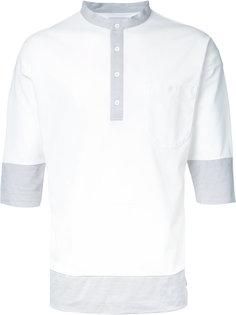 contrast polo shirt  Factotum