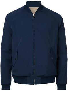 zip up bomber jacket  Factotum