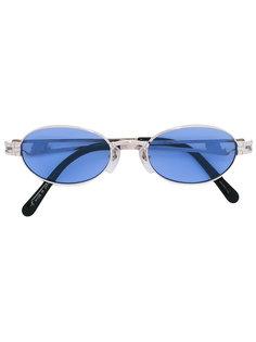 солнцезащитные очки в овальной оправе Jean Paul Gaultier Vintage