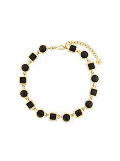 декорированное ожерелье Givenchy Vintage