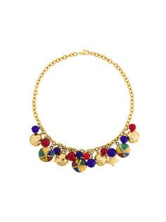 ожерелье с подвесками Kenzo Vintage