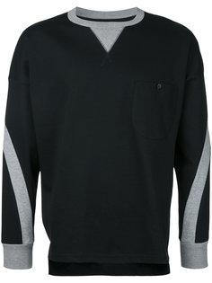contrast sweatshirt  Factotum